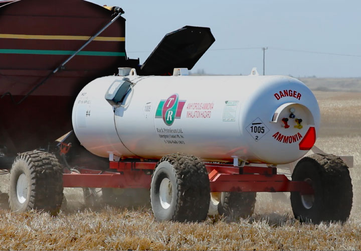the Rack NH3 product and service