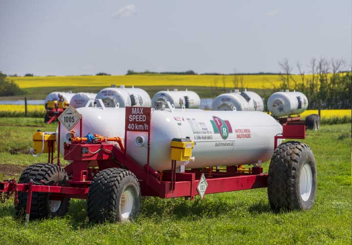 NH3 Wagons